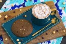 How to Make a Mocha Latte Recipe