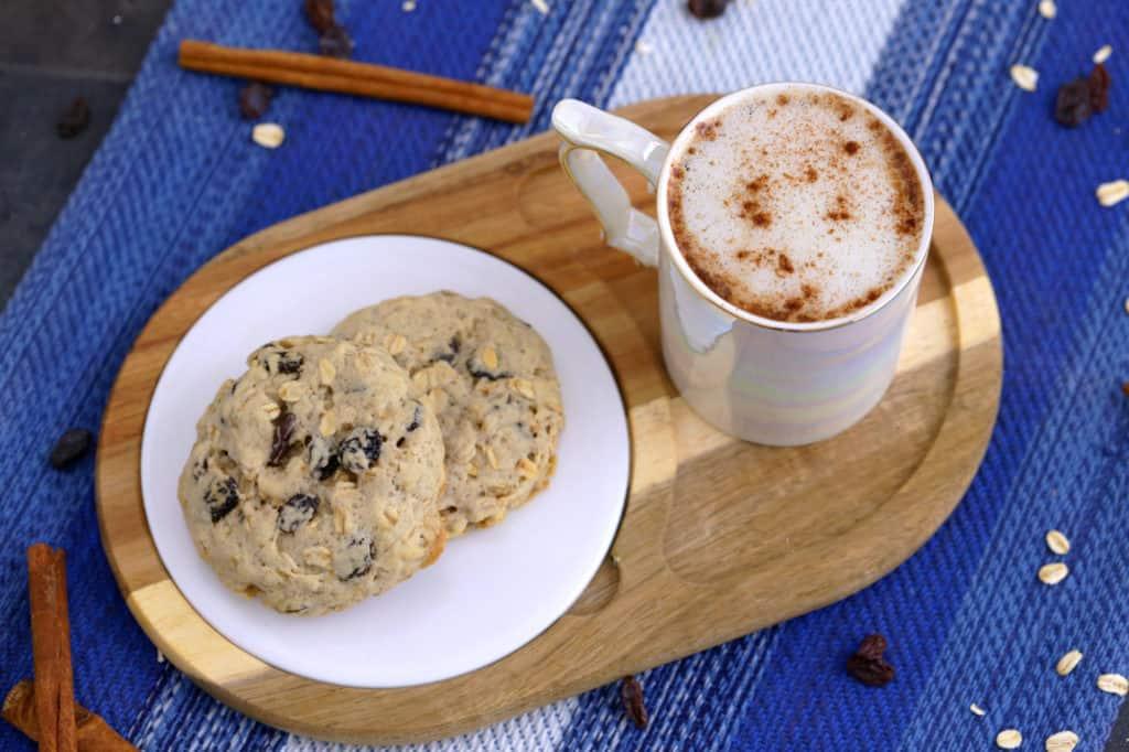 Homemade Oat Milk Latte Recipe