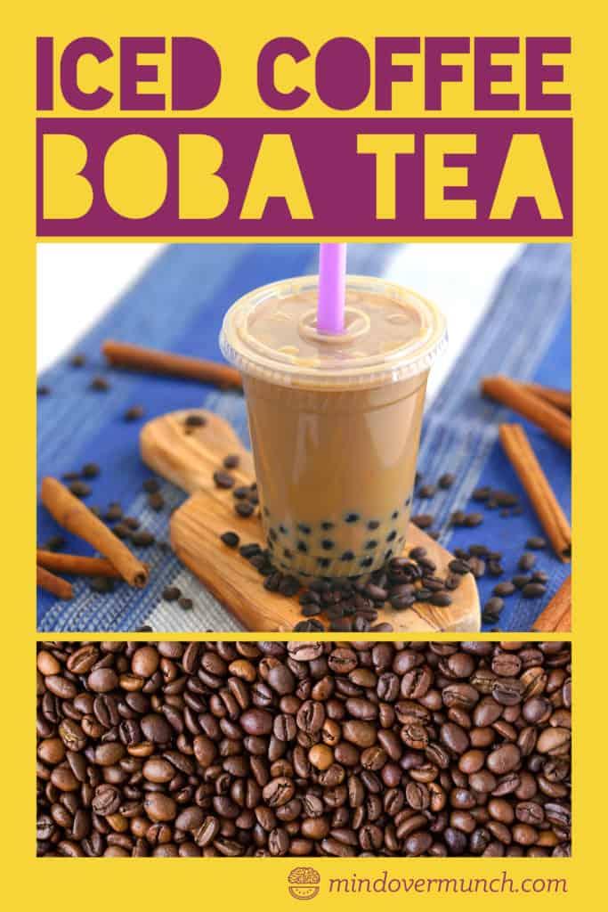 Iced Coffee Boba Tea Recipe