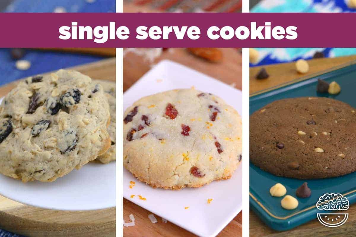 Single Serve Cookie Recipes