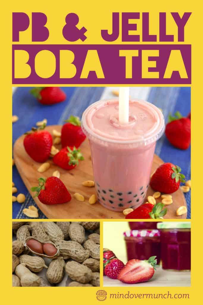 Strawberry Boba Tea Recipe