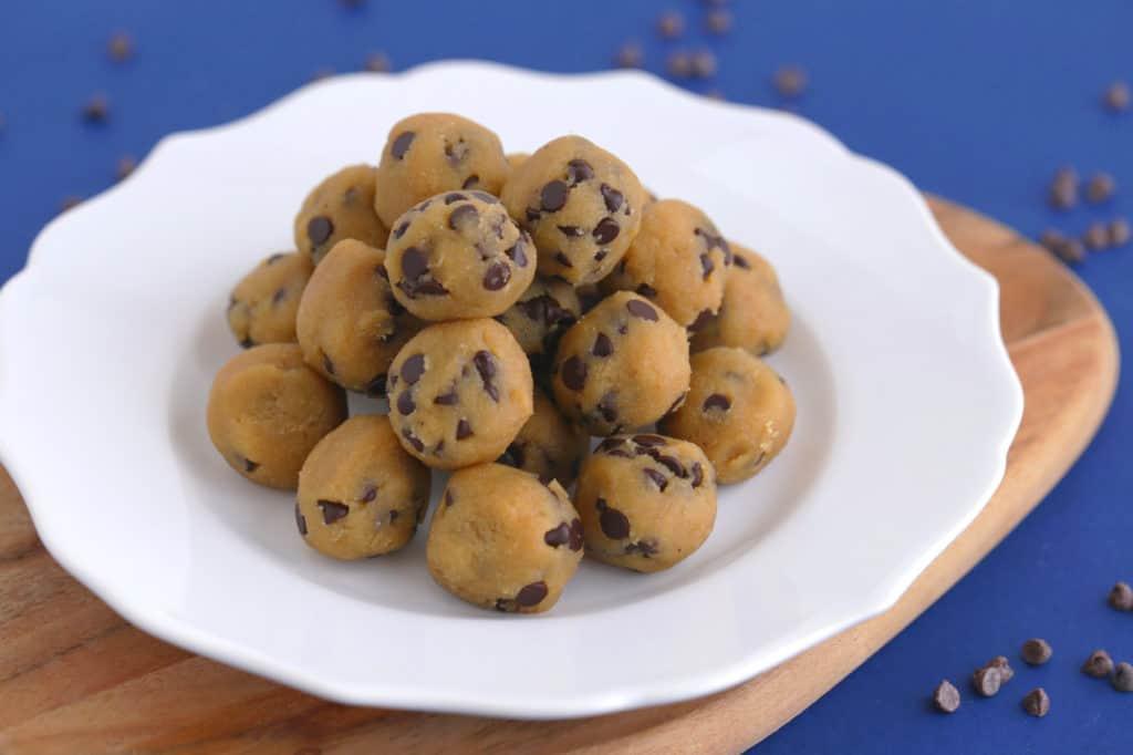 Edible Cookie Dough Bites