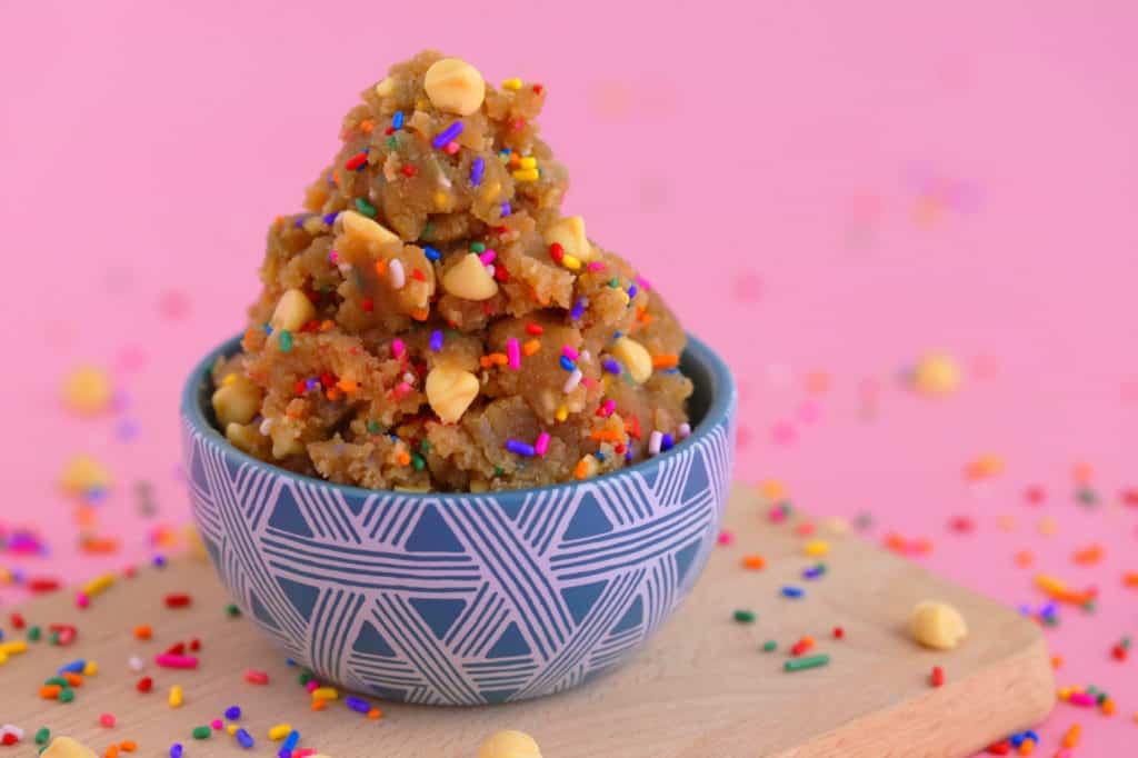 Funfetti Edible Cookie Dough