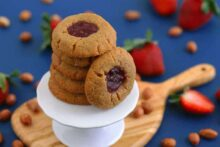 Gluten Free Thumbprint Cookies Recipe