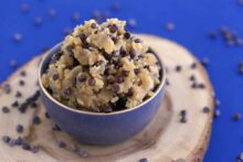 Healthy Edible Cookie Dough 8 Ways