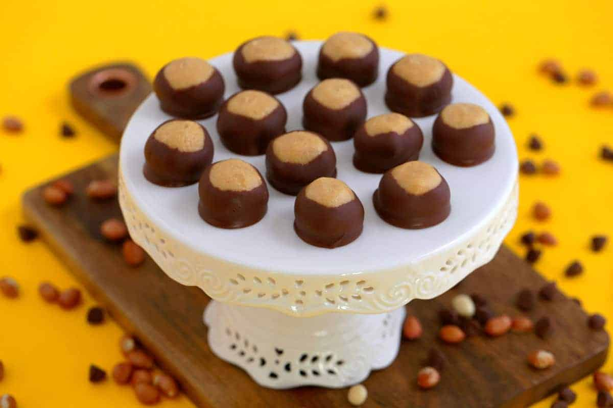 Peanut Butter Buckeyes Recipe