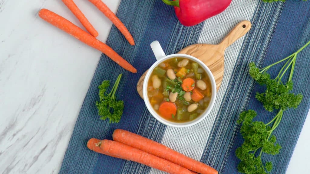 Vegan Slow Cooker Soup