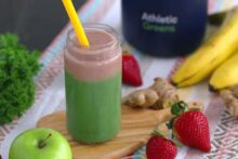 Green Apple Smoothie to Boost Immune System
