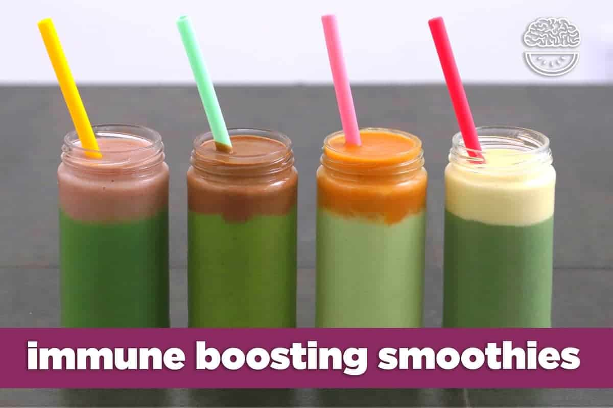 Immune Boosting Smoothie Recipes