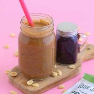 Peanut Butter Iced Coffee Recipe