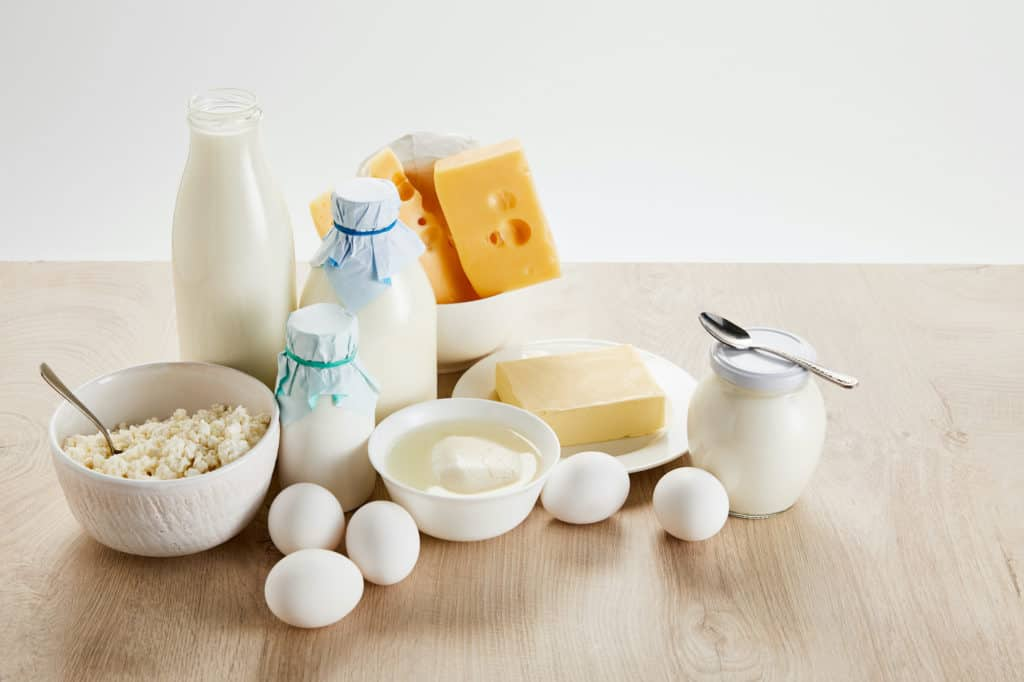 Dairy Foods for Bone Health