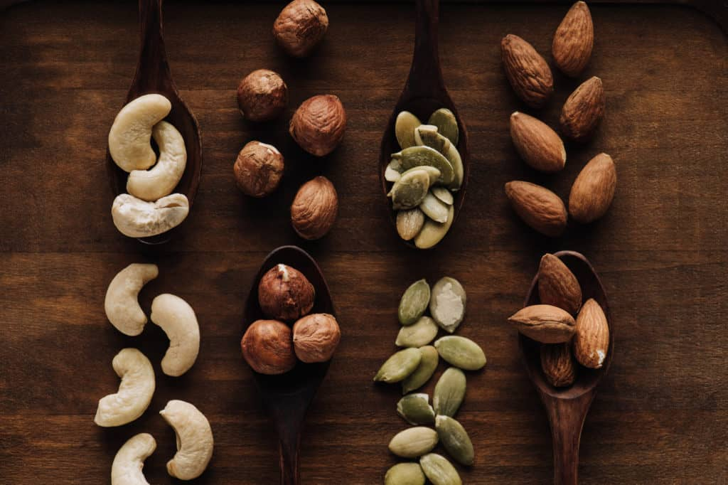 Nuts and Seeds for Bone Health
