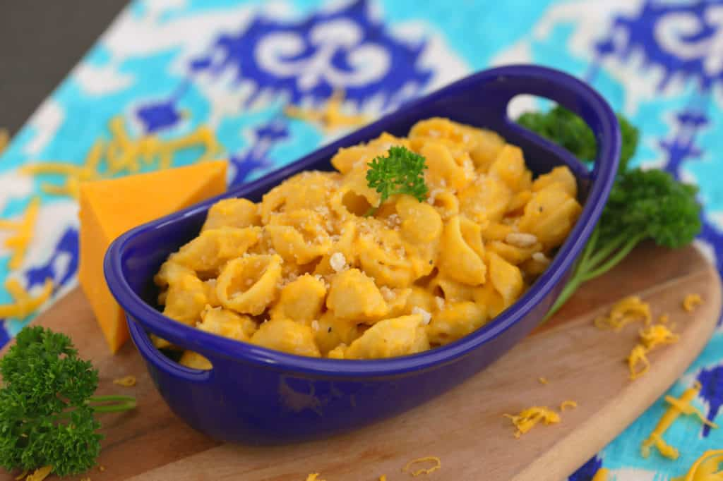 High Protein Mac and Cheese