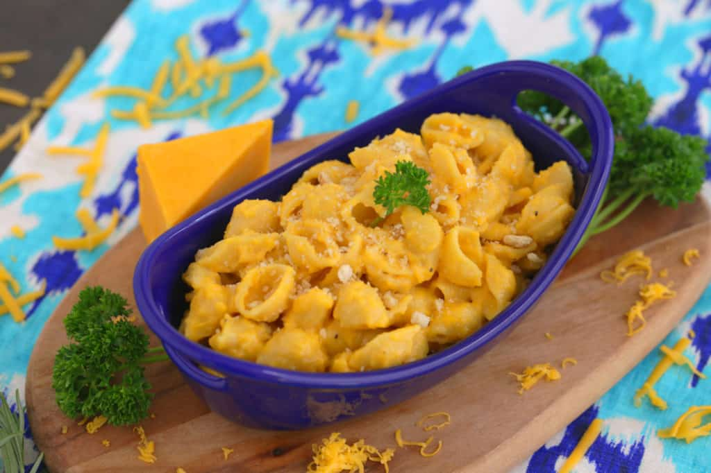Chickpea Mac and Cheese