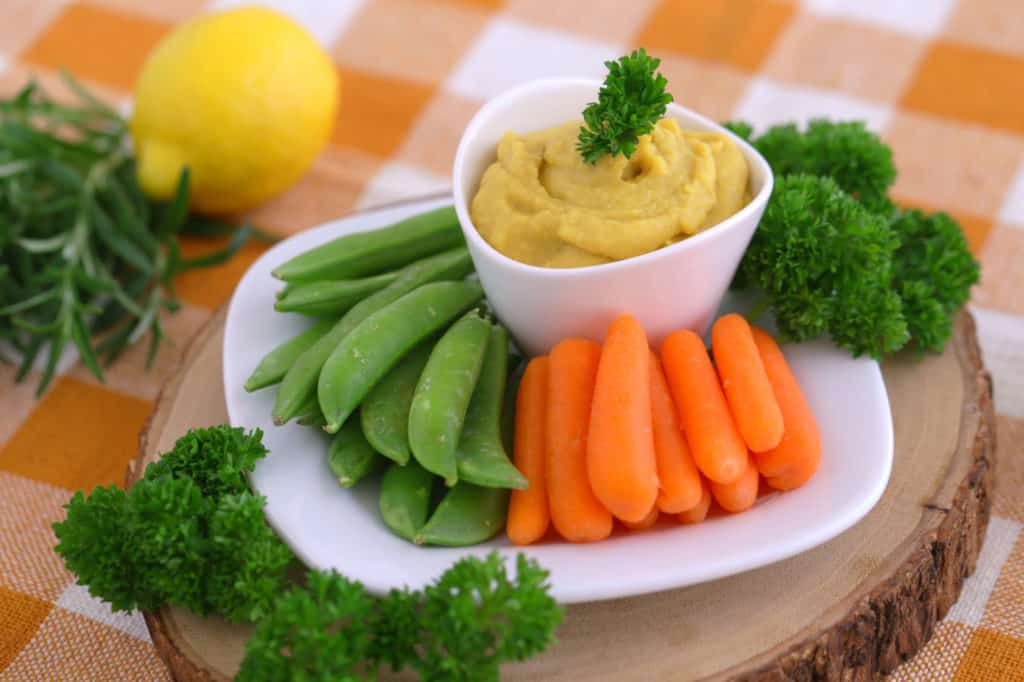 Healthy Honey Mustard Dip