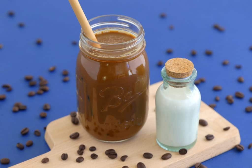 Homemade Iced Coffee Recipe