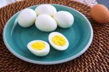 Instant Pot Boiled Eggs Recipe