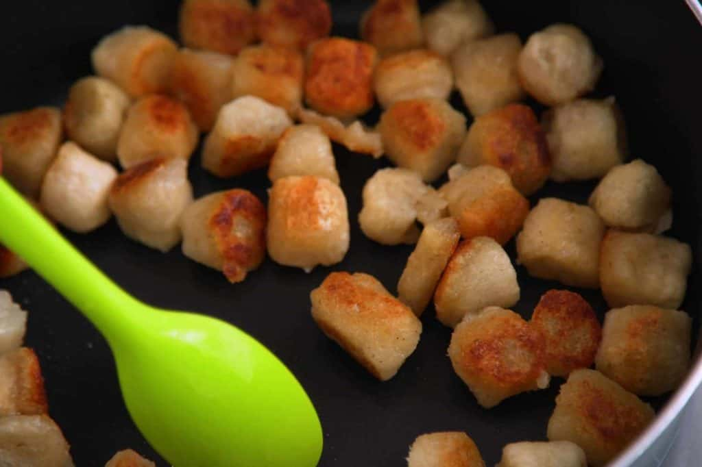 How to cook cauliflower gnocchi