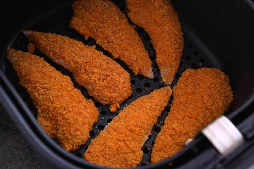 How to Cook Chicken Tenders in Air Fryer