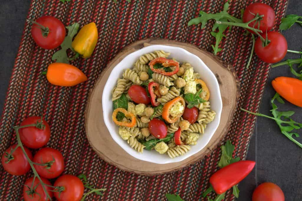 Vegetarian Pasta Salad Recipe