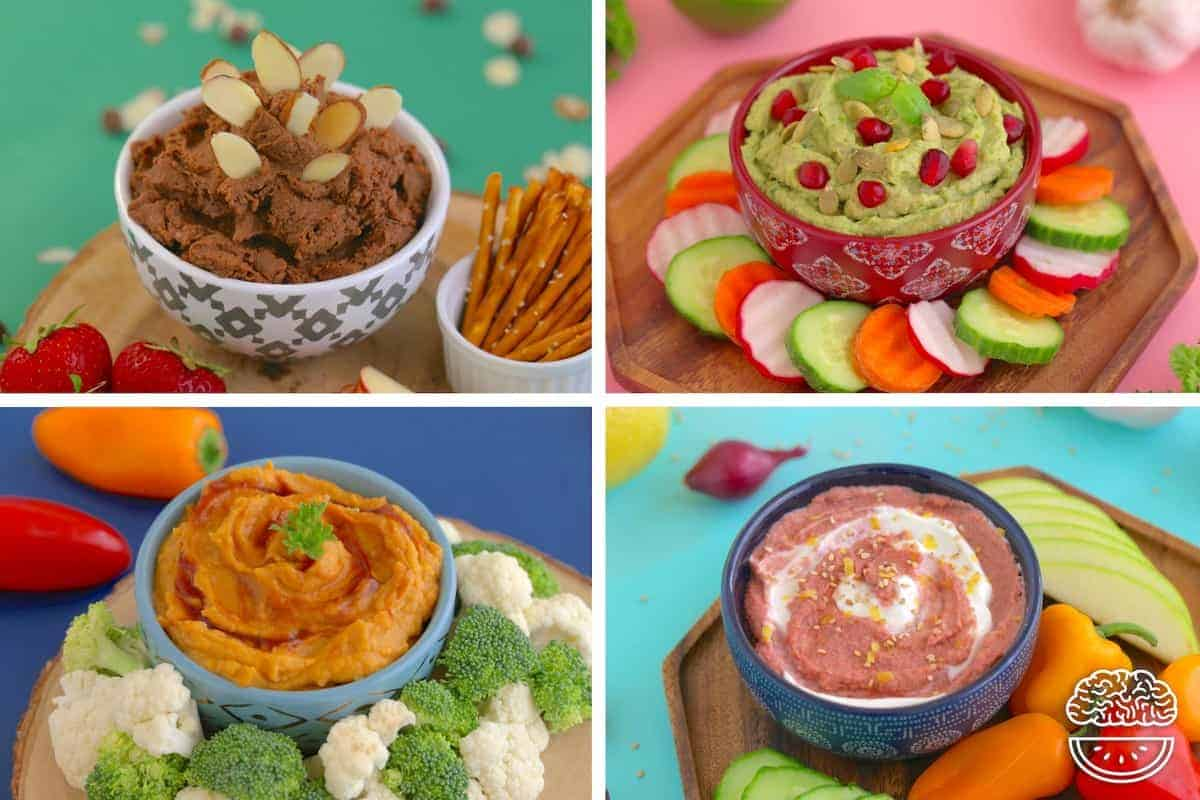 8 Unique Hummus Flavors