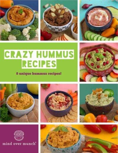 Crazy Hummus Flavors eBook