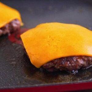 Homemade Burger Patties