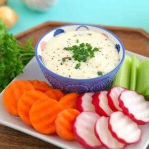 Ranch Veggie Dip Recipe