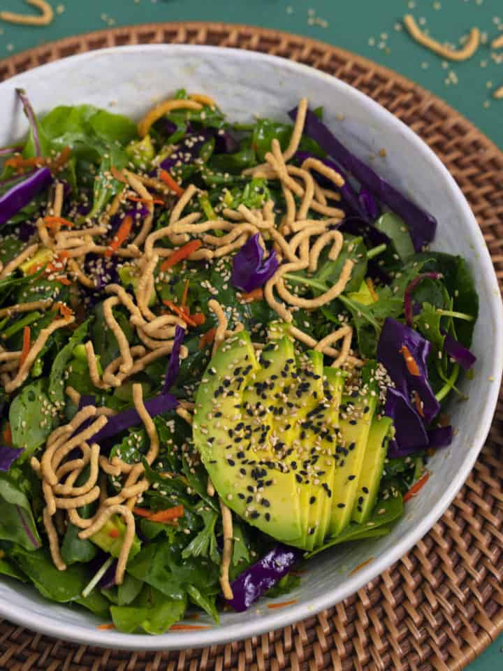 Sesame Ginger Dressing Recipe