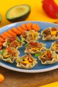 Mini Taco Bites Recipe