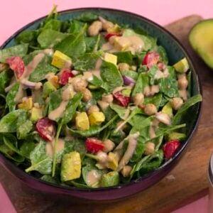 Tahini Salad Dressing Recipe