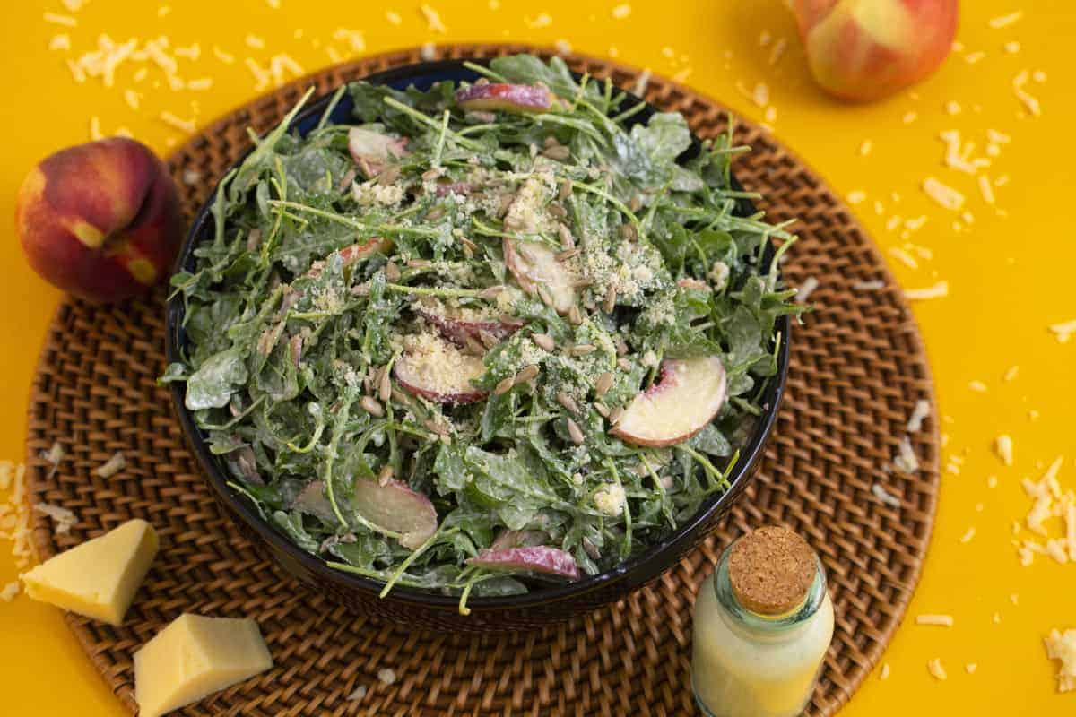 White Cheddar Salad Dressing