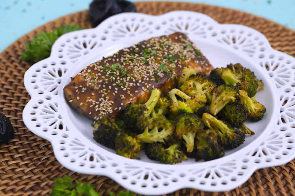 How to make Baked Balsamic Salmon