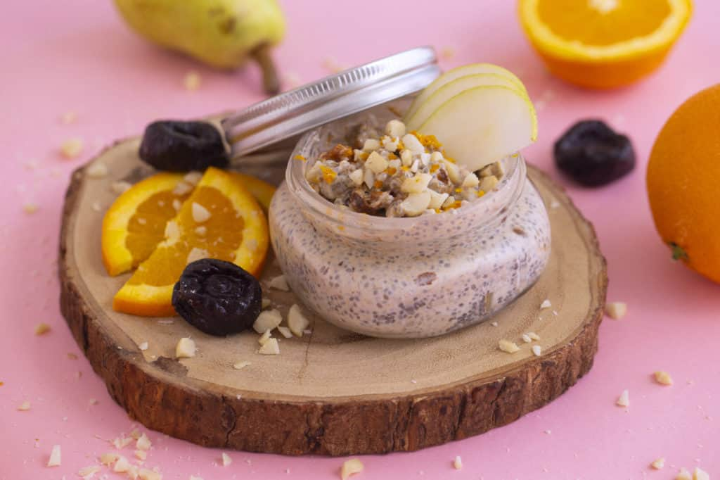 Easy Chia Pudding Breakfast