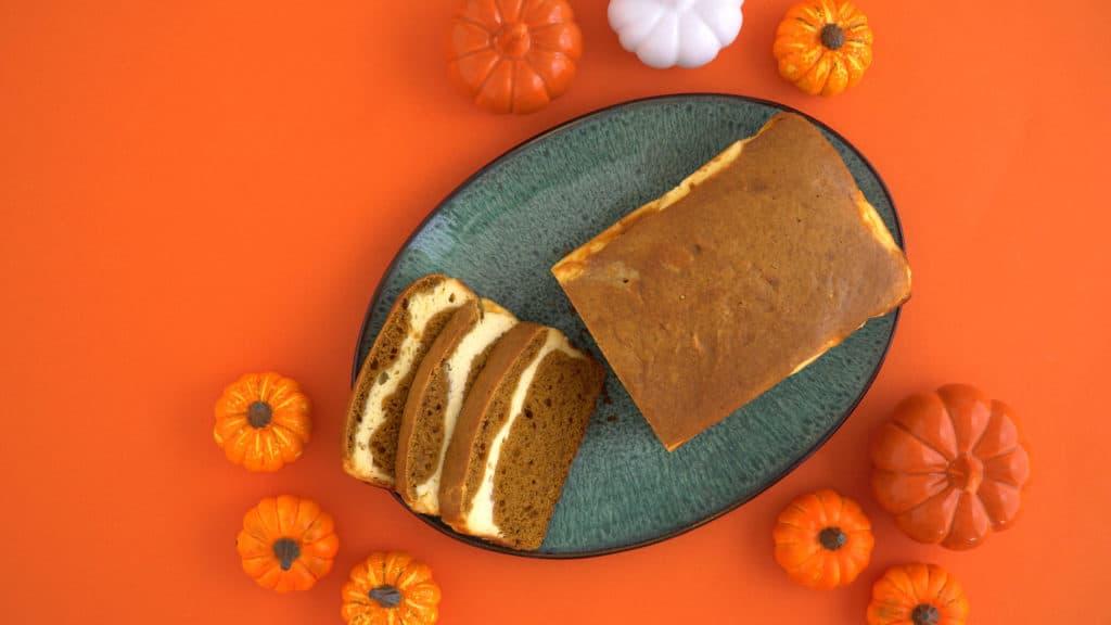 How to make Pumpkin Cream Cheese Bread