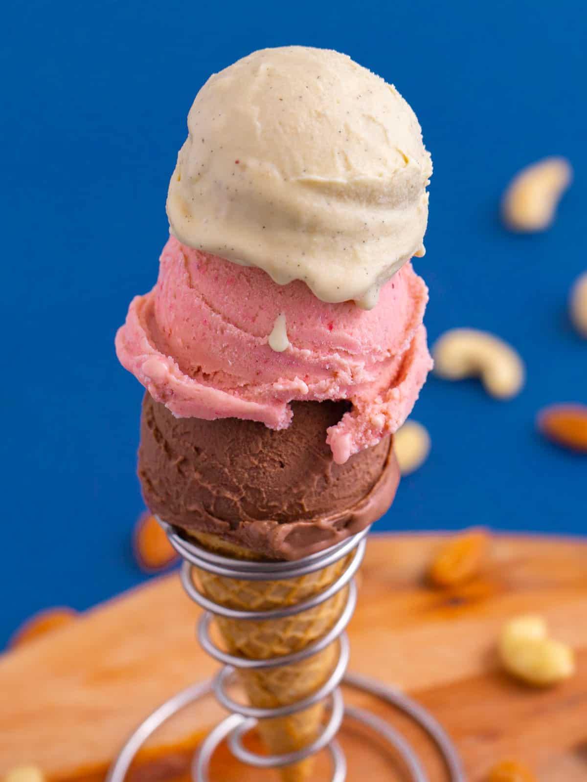 Dairy Free Ice Cream