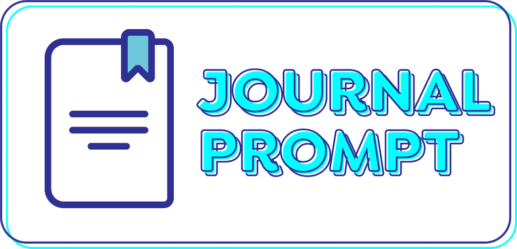 Download today's journal prompt