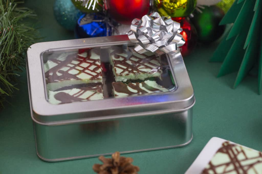 Mint Brownies Gift Box