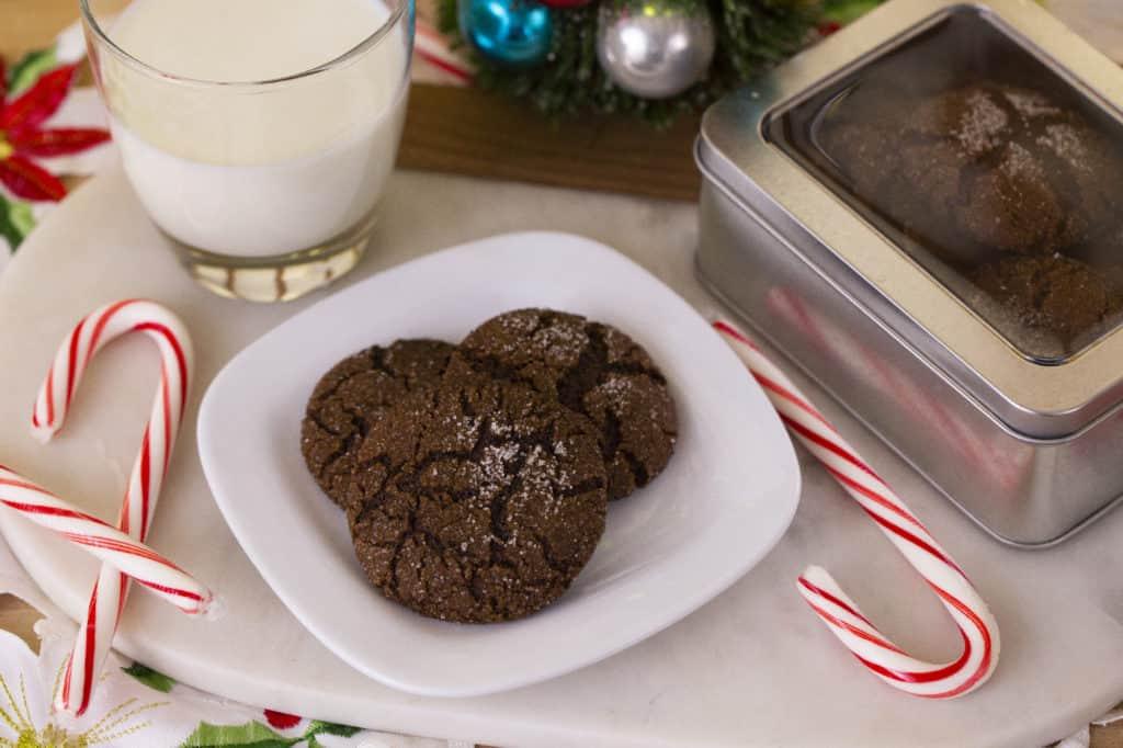 Best Molasses Cookies