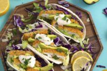 Air Fryer Fish Tacos Recipe