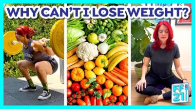 Can't Lose Weight No Matter What?