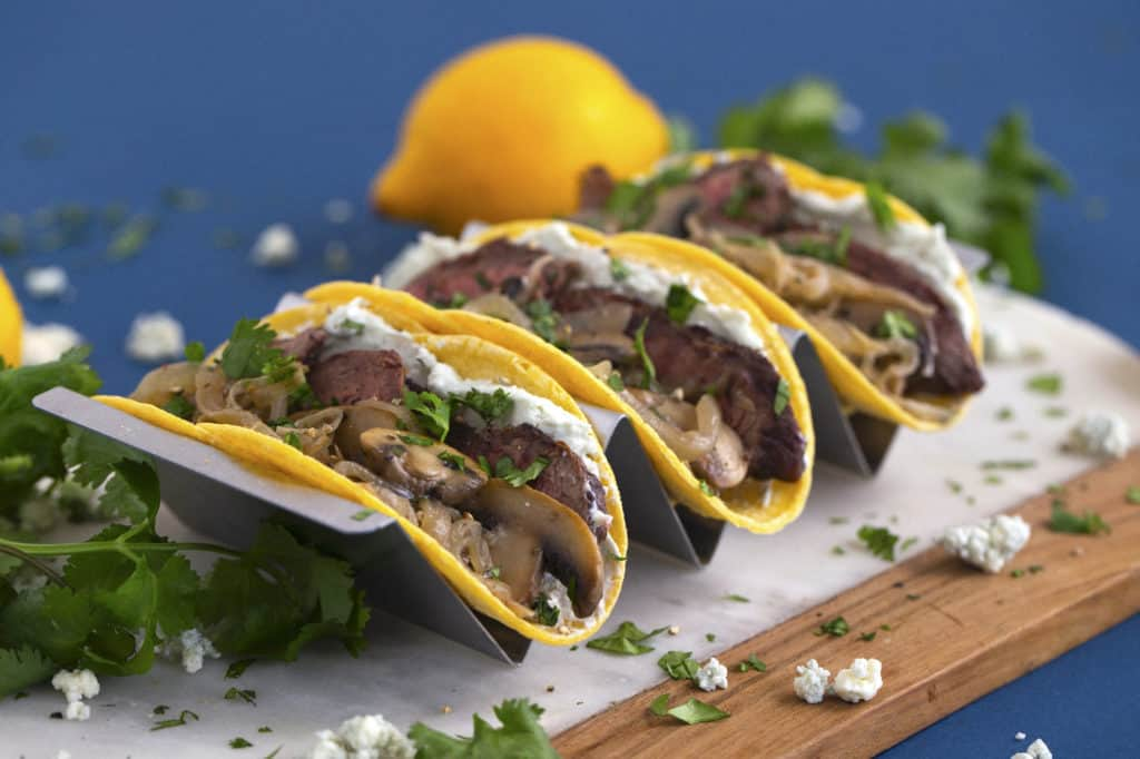 How to make steak tacos