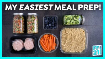 How to Start Meal Prepping for your needs