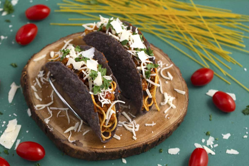 Spaghetti Tacos iCarly