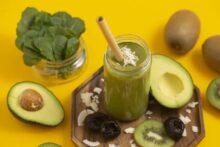 Kiwi Kale Smoothie Recipe
