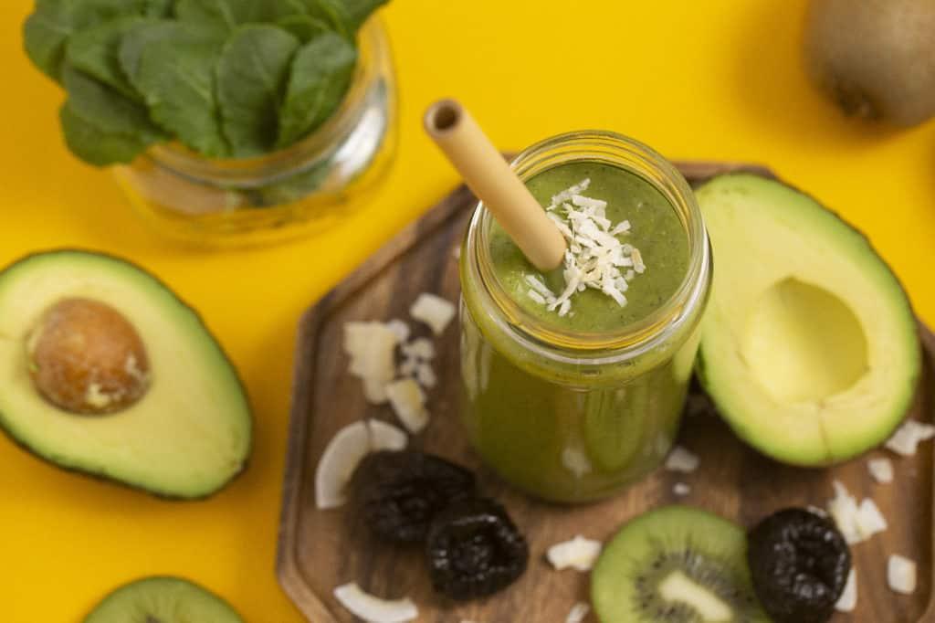 Kale Kiwi Smoothie Recipe