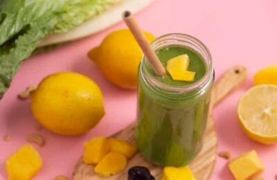 Mango Protein Smoothie Recipe