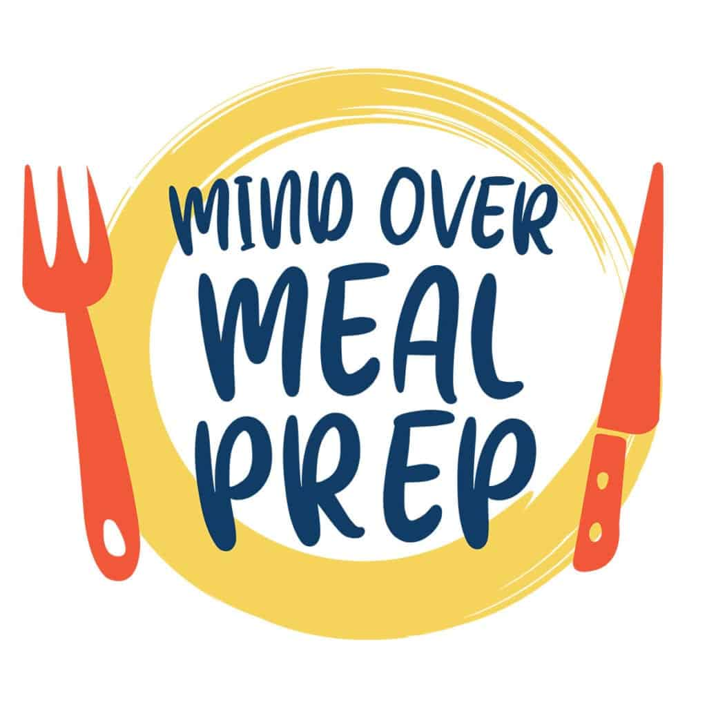 Mind Over Meal Prep online course logo