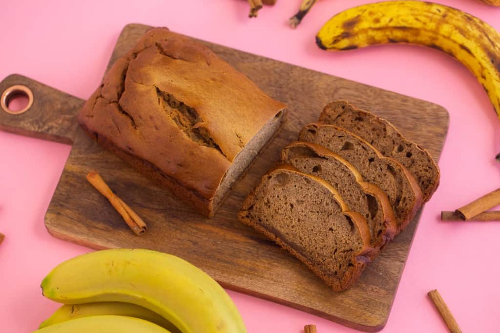 Banana bread recipe minimal ingredients