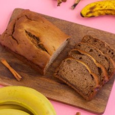 5 Ingredient Banana Bread Recipe